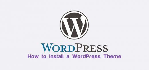 wordpress-installatiosn
